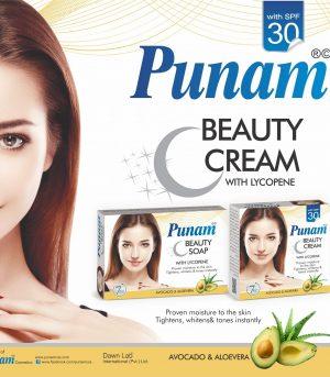 beauty cream punam